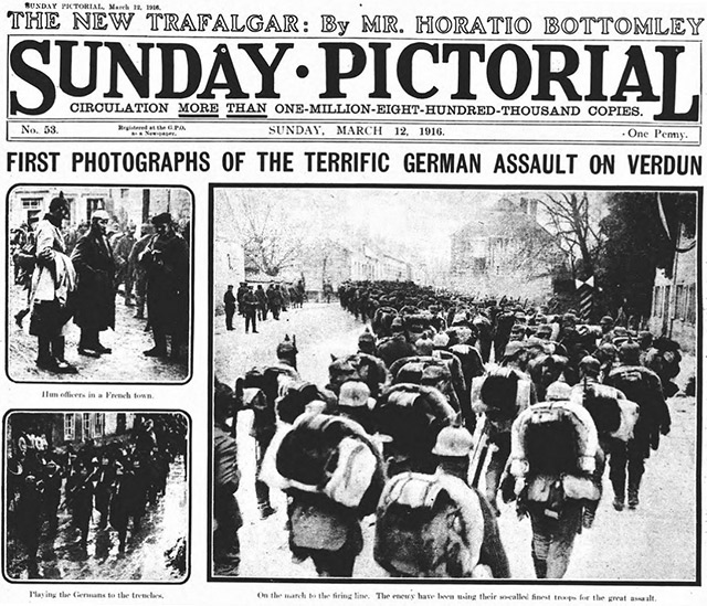 The Sunday Pictorial archive: back issue newspapers