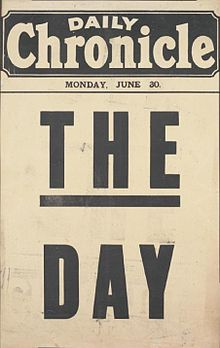 News Chronicle Archive: Back Issue Newspapers
