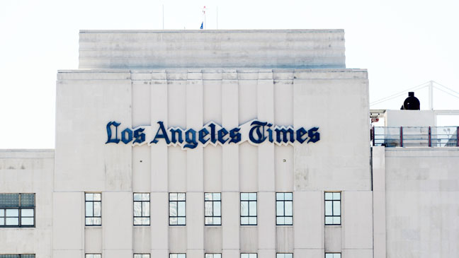 Los Angeles Times archive: back issue newspapers