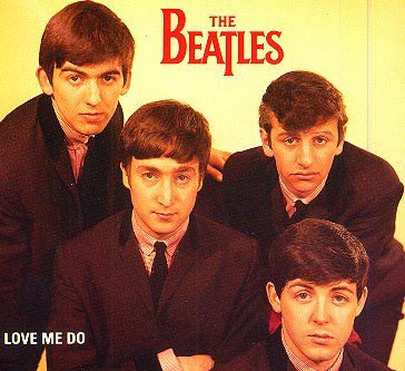 "Beatles Release Their First Record, ""Love Me Do"" - October 5th, 1962"