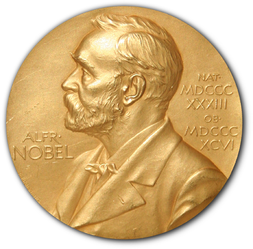 First Nobel Prizes Awarded- December 10th, 1901